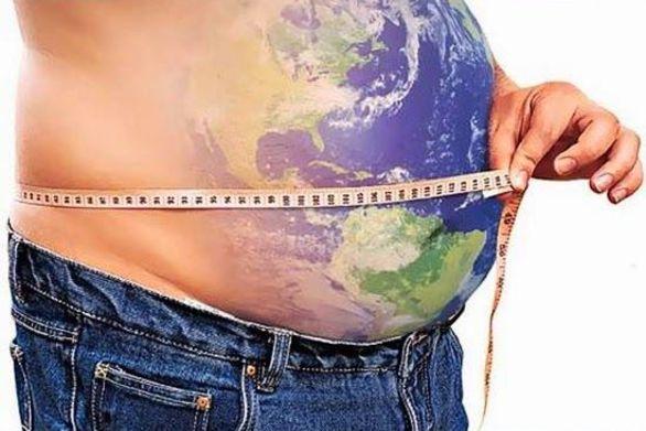 Παχυσαρκία : Πόσο κοστίζει στον αναπτυγμένο κόσμο
