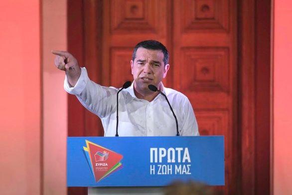 Ο πρώην πρωθυπουργός Αλέξης Τσίπρας έρχεται στην Πάτρα