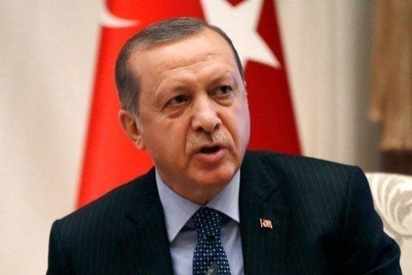 """Ερντογάν σε ΝΑΤΟ: """"Μαζί μας είστε ή με τους τρομοκράτες;"""""""