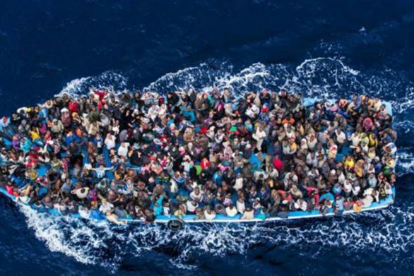 """Αυξήθηκαν τα """"ταξίδια απελπισίας"""" προς την Ελλάδα"""
