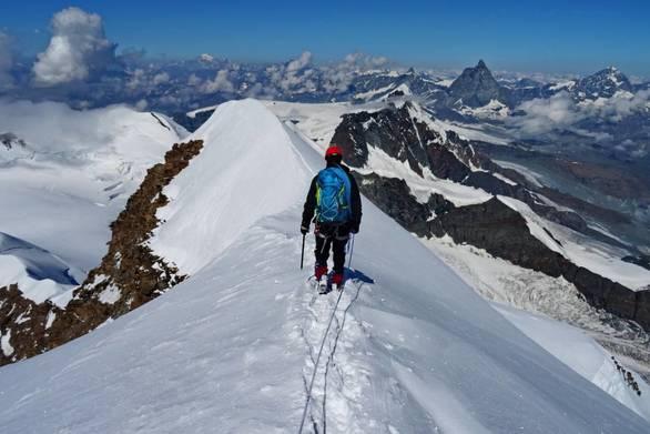 Λιώνουν οι πάγοι στις Άλπεις