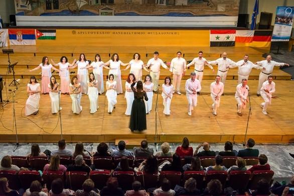 Το «Vocal Φωνητικό Σύνολο Πάτρας» θα συμμετάσχει στο 8ο Φεστιβάλ Χορωδιών