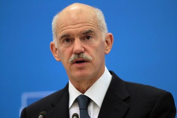 """Παπανδρέου: """"Οι ηγέτες της ΕE πρέπει να στείλουν ένα ισχυρό μήνυμα ότι, τιμούν τις δεσμεύσεις μας προς τα Δυτικά Βαλκάνια"""""""