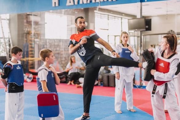 Με τον παγκόσμιο πρωταθλητή Jalal Khodami ολοκληρώθηκε η προετοιμασία της Δύναμης Πατρών
