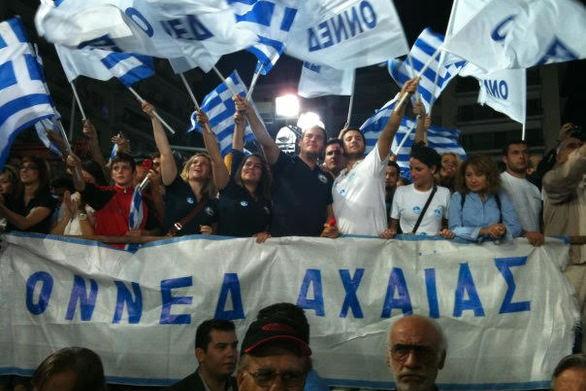 """Χριστίνα Αλεξοπούλου για ΟΝΝΕΔ: """"Αποτελεί την διαχρονικά μεγαλύτερη πολιτική νεολαία"""""""