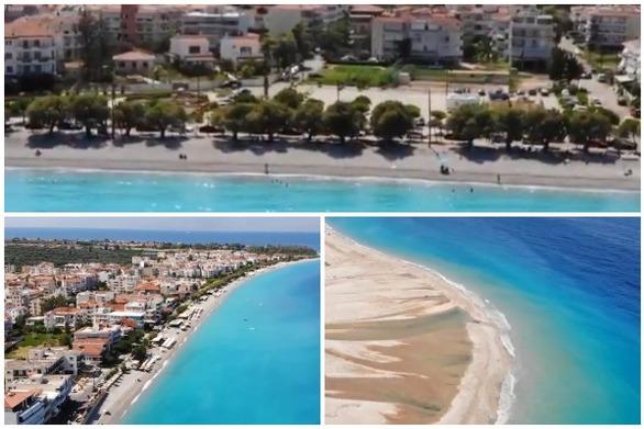 """Ταξίδι στην Ακράτα, τη γαλάζια """"κόμισσα"""" της Αχαΐας (video)"""