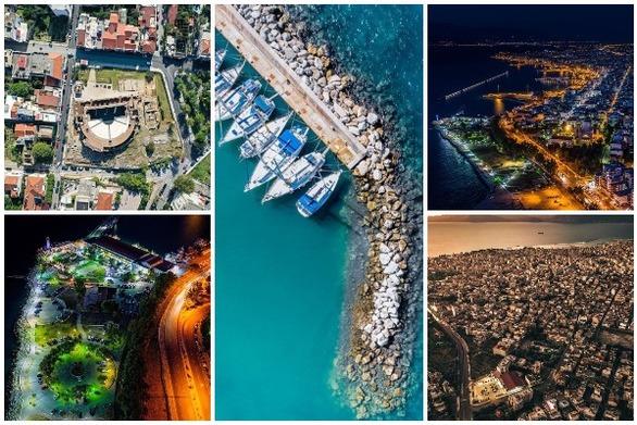 Η Πάτρα μέσα από εκπληκτικές αεροφωτογραφίες!
