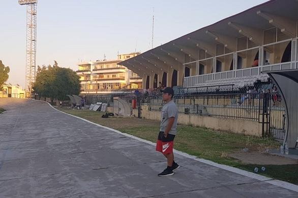 Χάρης Ράντος - Ο πιο νεαρός τεχνικός ποδοσφαίρου της Πάτρας είναι μόλις 32 ετών! (pics)