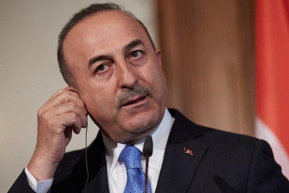 """Τσαβούσογλου: """"Θα συζητήσουμε με τη Μόσχα για την αποχώρηση της κουρδικής πολιτοφυλακής"""""""