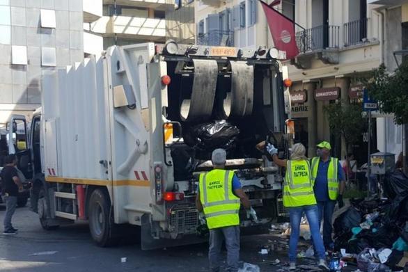 Απεργία στην Πάτρα και στους υπόλοιπους δήμους της Αχαΐας - Σε ποια σημεία θα μαζευτούν σκουπίδια