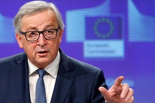 """Γιούνκερ: """"Κρατήσαμε την Ελλάδα στην Ευρωζώνη"""""""
