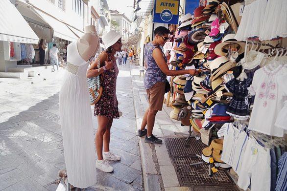 21,8 εκατ. τουρίστες επισκέφτηκαν την Ελλάδα το οκτάμηνο Ιανουαρίου - Αυγούστου 2019