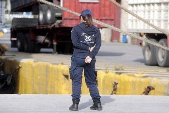 Το Κεντρικό Λιμεναρχείο Πατρών συνέλαβε ένα αλλοδαπό