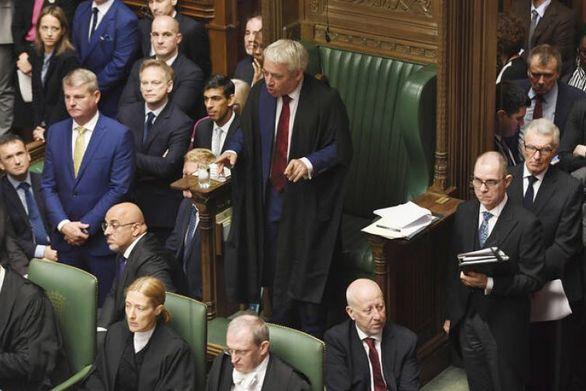Βρετανία - Η Βουλή ενέκρινε το νομοθετικό πρόγραμμα της κυβέρνησης
