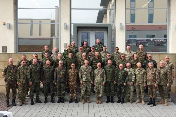 Συμμετοχή Αρχηγού Γενικού Επιτελείου Στρατού στο 27ο συνέδριο ευρωπαϊκών στρατών