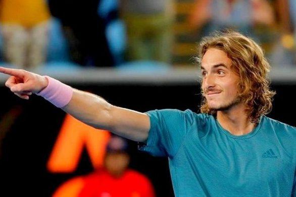 Τένις: Παραμένει σταθερά στο Νο7 της κατάταξης ο Τσιτσιπάς