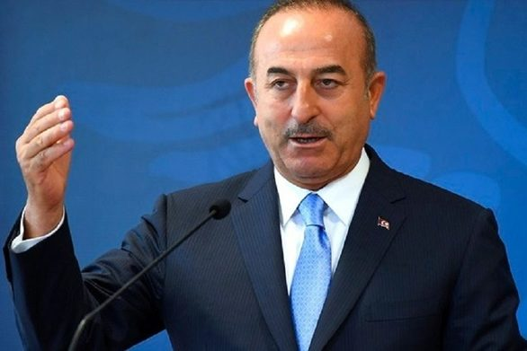 """Μεβλούτ Τσαβούσογλου: """"Οι Κούρδοι μαχητές δεν έχουν αποχωρήσει πλήρως από τα σύνορα"""""""