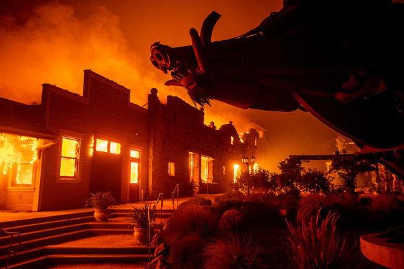 Πώς ξεκίνησε η καταστροφική πυρκαγιά στην Καλιφόρνια