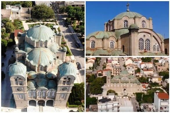 Παντοκράτορας - Μια εκκλησία σημείο αναφοράς για την Άνω Πόλη (video)