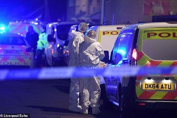 Βρετανία: Πυροβολισμοί στο Λίβερπουλ