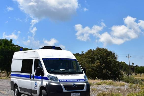 Κινητή Αστυνομική Μονάδα - Το εβδομαδιαίο δρομολόγιο στην Ηλεία