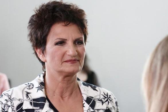 Η Άλκηστις Πρωτοψάλτη αποχαιρέτησε τον Γιάννη Σπανό
