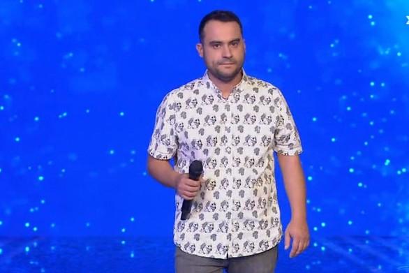 O Έβαν Γιαννόπουλος από την Πάτρα, κατάφερε να κερδίσει μία θέση στο The Voice! (video)