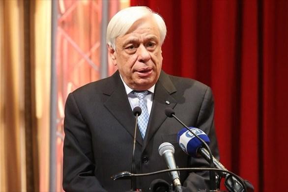 """Παυλόπουλος: """"Χρέος μας να εγείρουμε ως την τελική δικαίωση τις νόμιμες αξιώσεις μας για το κατοχικό δάνειο"""""""