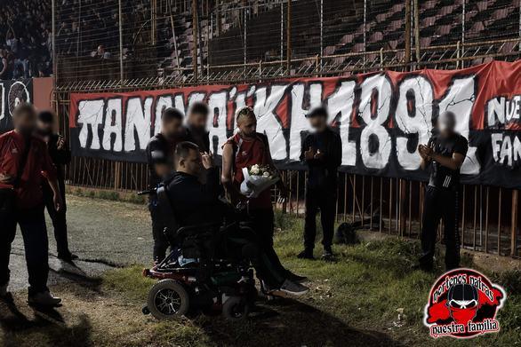 Αυτή ήταν η πιο δυνατή στιγμή του ματς της Παναχαϊκής με τον ΠΑΟ στην Πάτρα (pics)