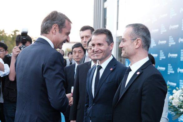 Δύο Πατρινοί επιχειρηματίες μαζί με τον πρωθυπουργό στη μεγάλη έκθεση της Σαγκάης!