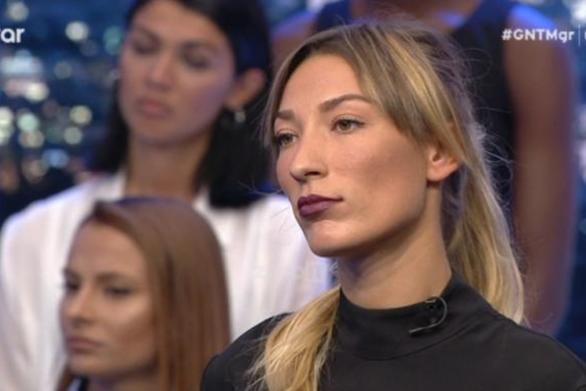 GNTM - Αποχώρησε οικειοθελώς η Μαρτίνα Χάφιτσουκ (video)