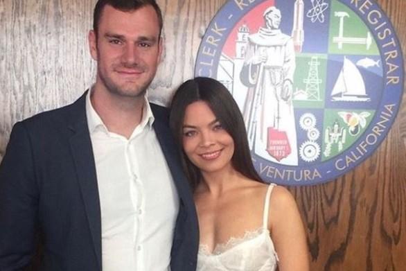 Παντρεύτηκε ο Cooper Hefner! (φωτο)