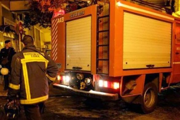 Πάτρα: Έκρηξη σε διαμέρισμα στο Ψαροφάι