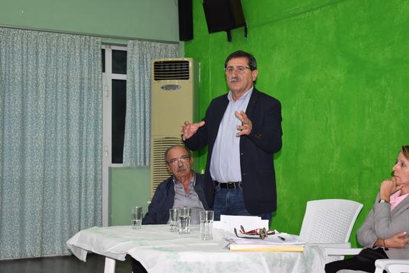 Πάτρα: Πραγματοποιήθηκε η Λαϊκή Συνέλευση της Δημοτικής Ενότητας Παραλίας