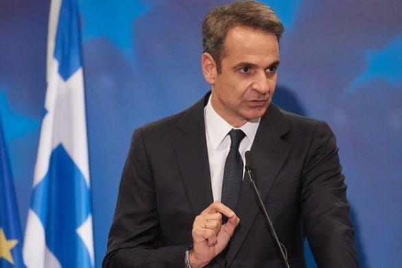Μητσοτάκης: Μεγάλη επιτυχία για τους Έλληνες παραγωγούς η εμπορική συμφωνία ΕΕ - Κίνας