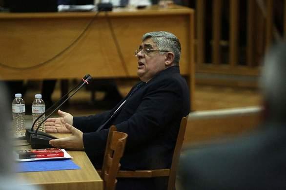 """Νίκος Μιχαλολιάκος: """"Δεν έδωσα εντολή για τη δολοφονία Φύσσα"""""""