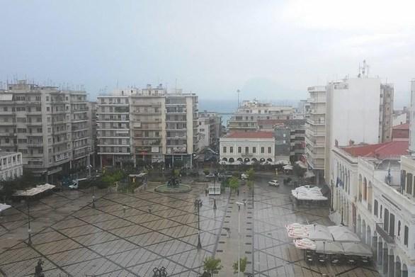 Σε επιφυλακή για ακραία καιρικά φαινόμενα ο Δήμος Πατρέων