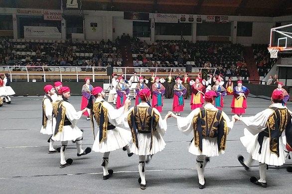 Ο Παγκαλαβρυτινός Σύλλογος στις εκδηλώσεις της Ιεράς Μητρόπολης Πατρών (φωτο)