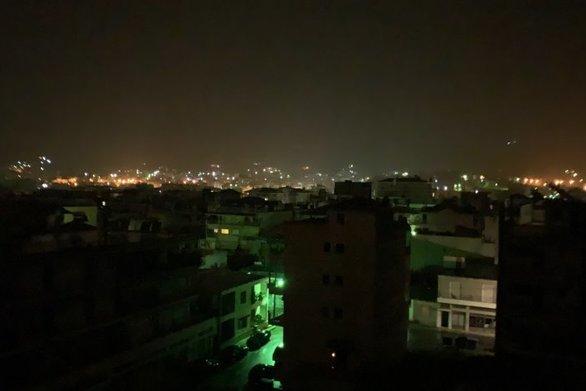 Πολύωρες διακοπές ρεύματος εξαιτίας της κακοκαιρίας στο Αγρίνιο