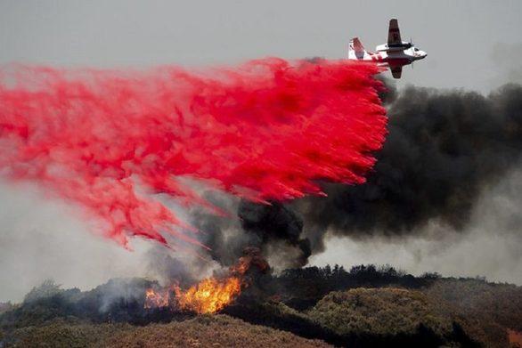 Έσβησε η μεγάλη φωτιά στην Καλιφόρνια