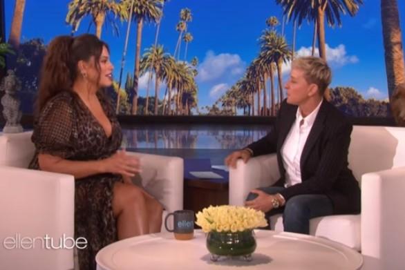 Η Ashley Graham αποκάλυψε on air το φύλο του μωρού που περιμένει (video)