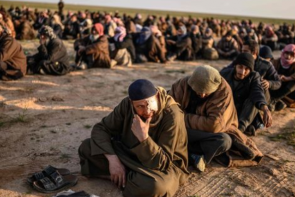 Η Τουρκία θα αρχίσει να στέλνει πίσω στις χώρες τους φυλακισμένους τζιχαντιστές