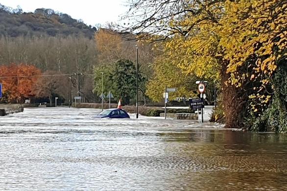 Βόρεια Αγγλία: Εκκενώθηκαν περιοχές από τις πλημμύρες