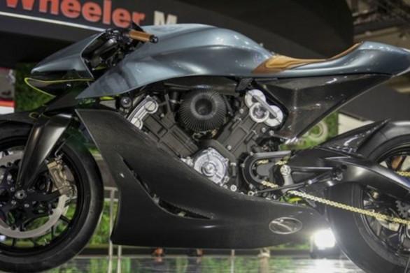 Η Aston Martin κυκλοφόρησε μοτοσυκλέτα 108.000 ευρώ (φωτο)