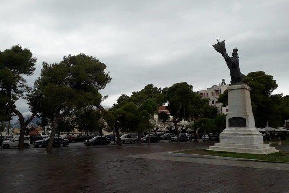 Βροχερός ο καιρός στην Πάτρα
