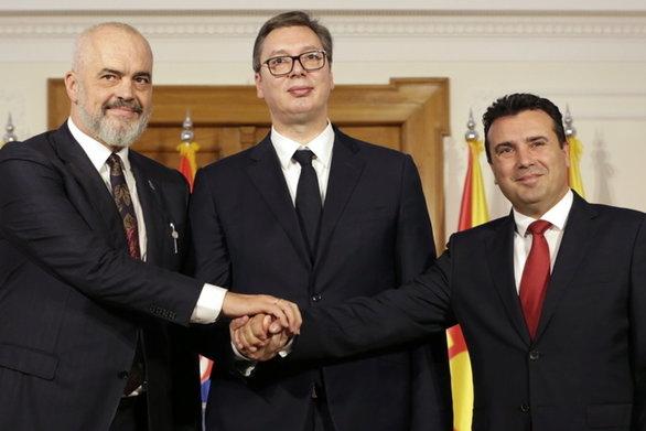 Μικρή «Σένγκεν» δημιουργούν Σερβία, Βόρεια Μακεδονία και Αλβανία