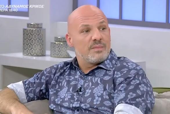 Νίκος Μουτσινάς: «Ήταν όλα γκρίζα, δεν με ενδιέφερε τίποτα…» (video)