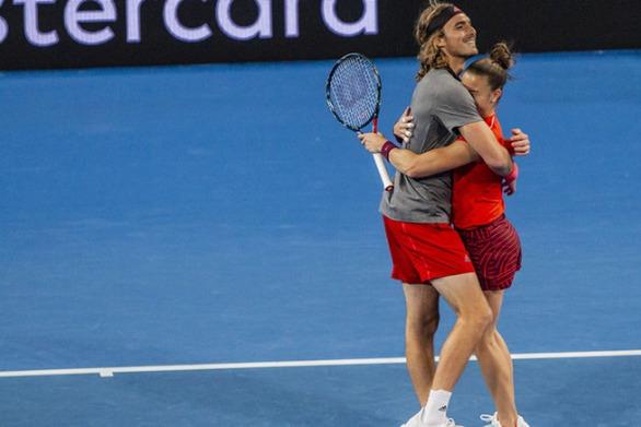 Τένις - Στο Νο 6 ο Στέφανος Τσιτσιπάς, στο Νο 23 η Μαρία Σάκκαρη