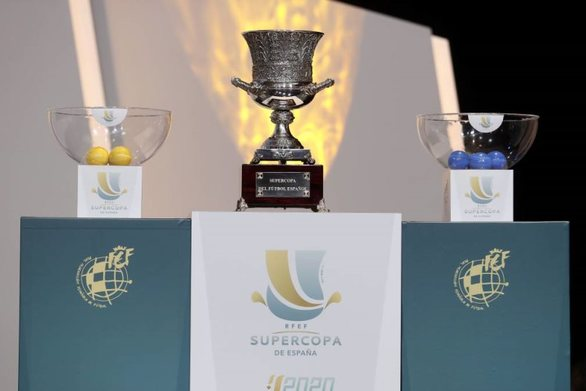 Στη Σαουδική Αραβία το ισπανικό Σούπερ Καπ για την επόμενη τριετία