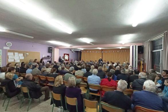 """Κ. Πελετίδης: """"Στον Ριγανόκαμπο θέλουμε να φτιάξουμε το Πάρκο""""(φωτο)"""